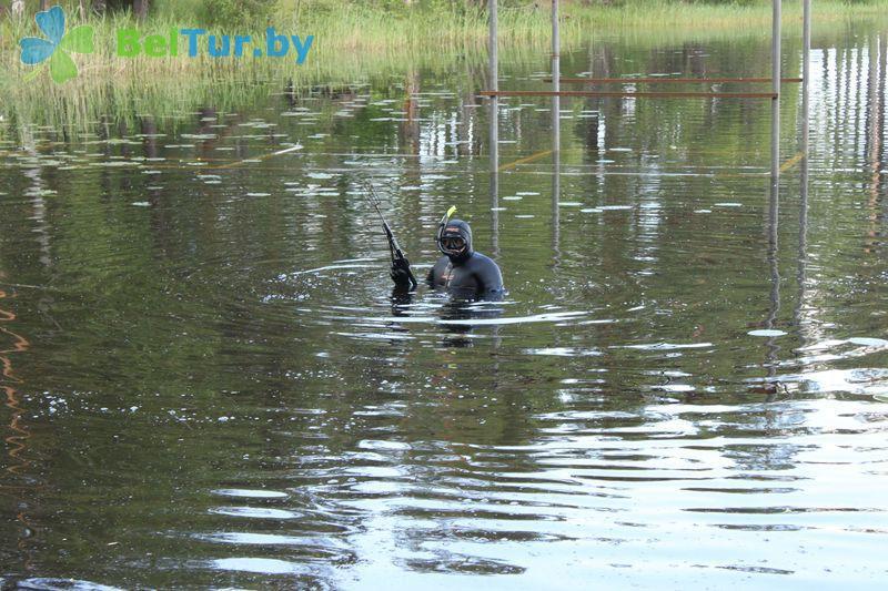 Отдых в Белоруссии Беларуси - база отдыха Селява тур - Рыбалка и охота