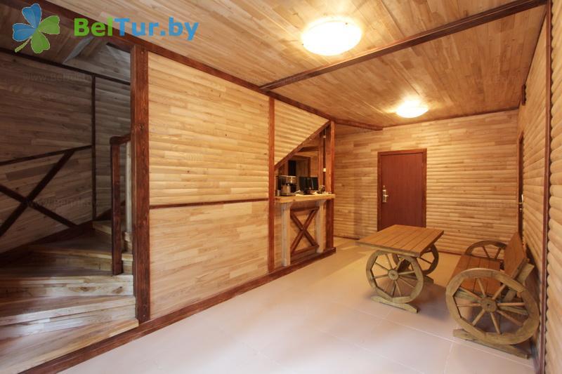 Отдых в Белоруссии Беларуси - база отдыха Селява тур - Банкетный зал
