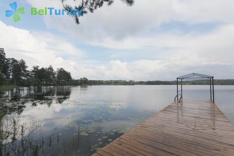 Отдых в Белоруссии Беларуси - база отдыха Селява тур - Рыбалка