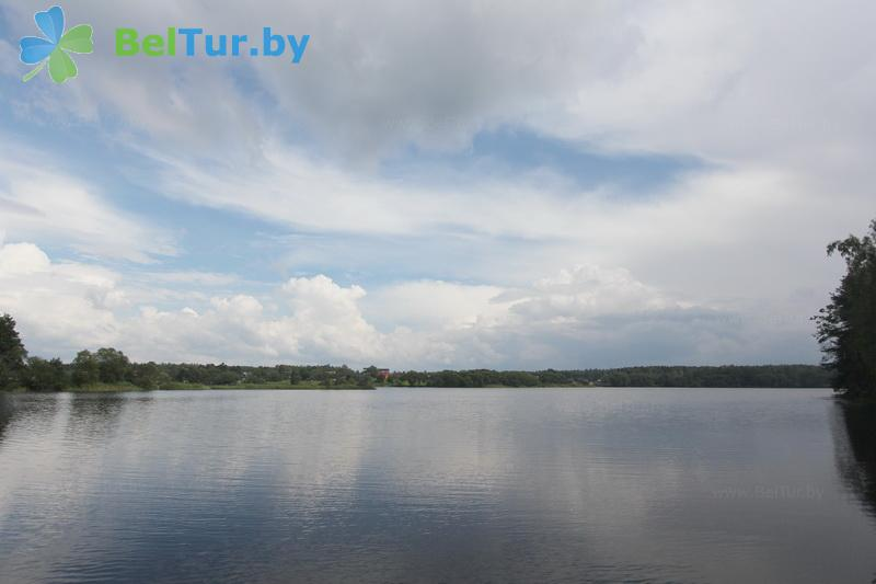 Отдых в Белоруссии Беларуси - база отдыха Селява тур - Водоём