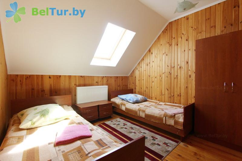 Отдых в Белоруссии Беларуси - дом охотника Камайск - двухместный однокомнатный (дом охотника)