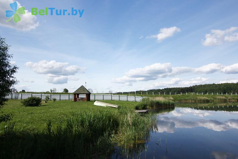 Отдых в Белоруссии Беларуси - дом охотника Камайск - Рыбалка