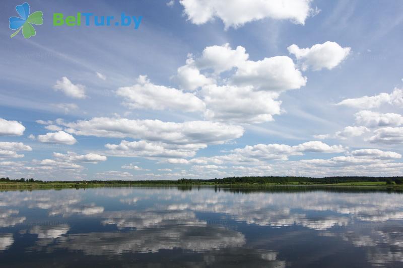 Отдых в Белоруссии Беларуси - дом охотника Камайск - Водоём
