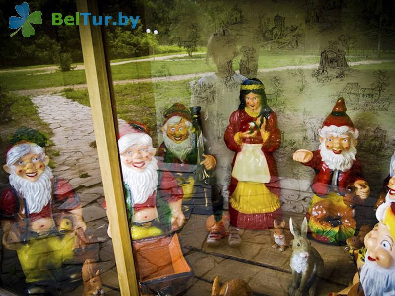 Отдых в Белоруссии Беларуси - усадьба Дукорский маёнтак - Детская площадка