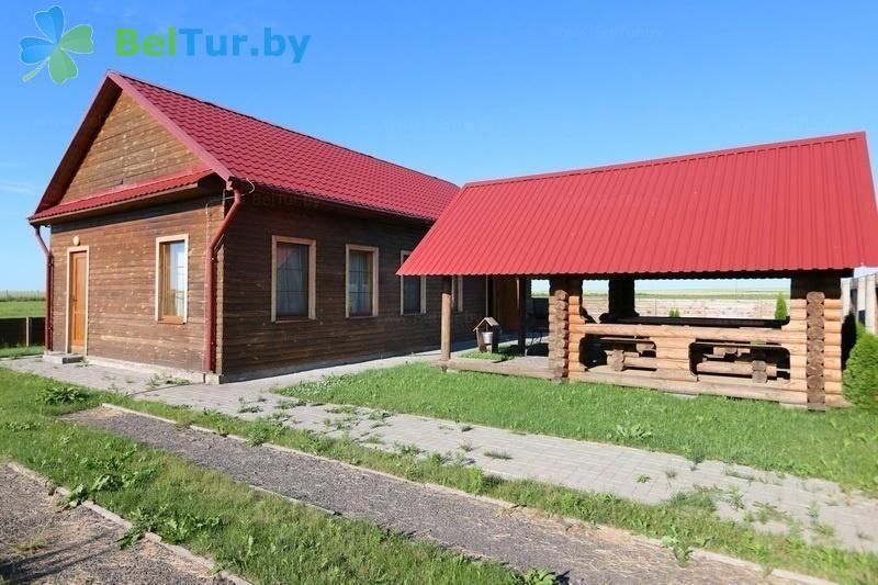Отдых в Белоруссии Беларуси - усадьба Дукорский маёнтак - гостевой дом №5