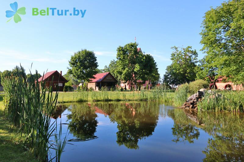 Отдых в Белоруссии Беларуси - усадьба Дукорский маёнтак - Рыбалка
