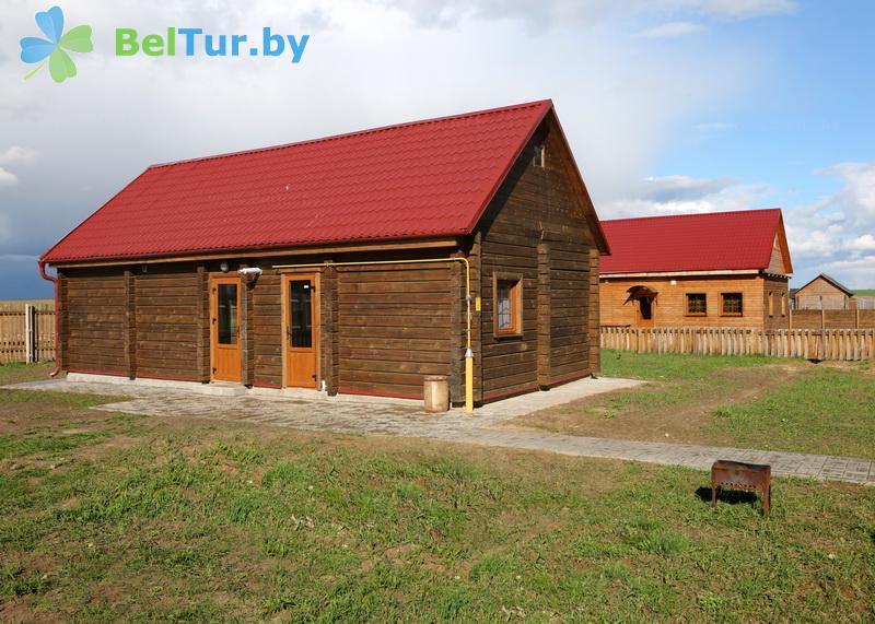 Отдых в Белоруссии Беларуси - усадьба Дукорский маёнтак - гостевой дом №3