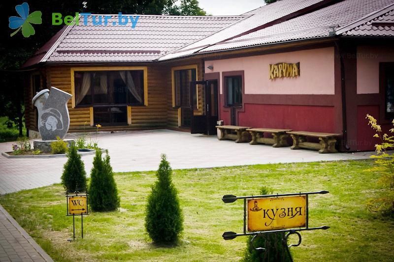 Отдых в Белоруссии Беларуси - усадьба Дукорский маёнтак - Ресторан