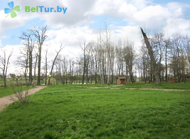 Rest in Belarus - farmstead Dukorsky maentak - Territory
