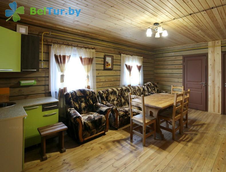 Отдых в Белоруссии Беларуси - усадьба Дукорский маёнтак - дом (12 человек) (гостевой дом №3)
