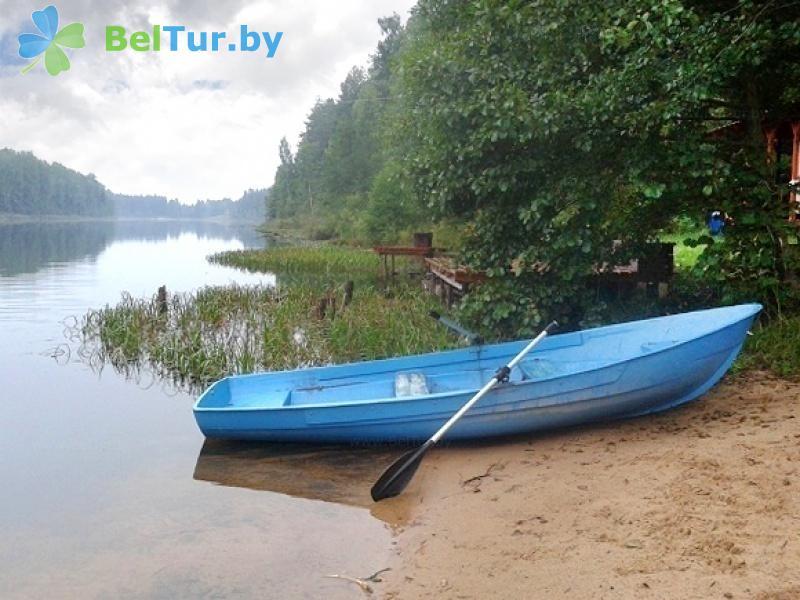 Отдых в Белоруссии Беларуси - база отдыха Пикник парк - Прокат лодок
