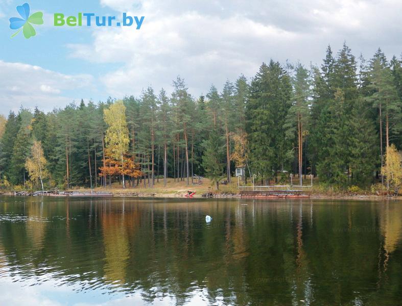 Отдых в Белоруссии Беларуси - база отдыха Пикник парк - Водоём