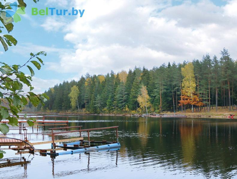 Отдых в Белоруссии Беларуси - база отдыха Пикник парк - Рыбалка