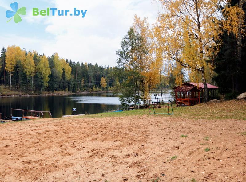 Отдых в Белоруссии Беларуси - база отдыха Пикник парк - Пляж