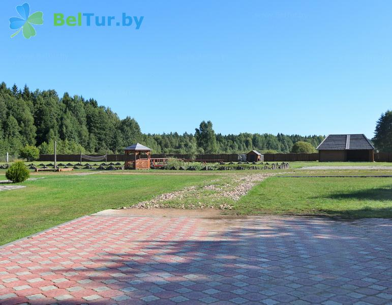 Отдых в Белоруссии Беларуси - дом охотника Николаево - Территория и природа