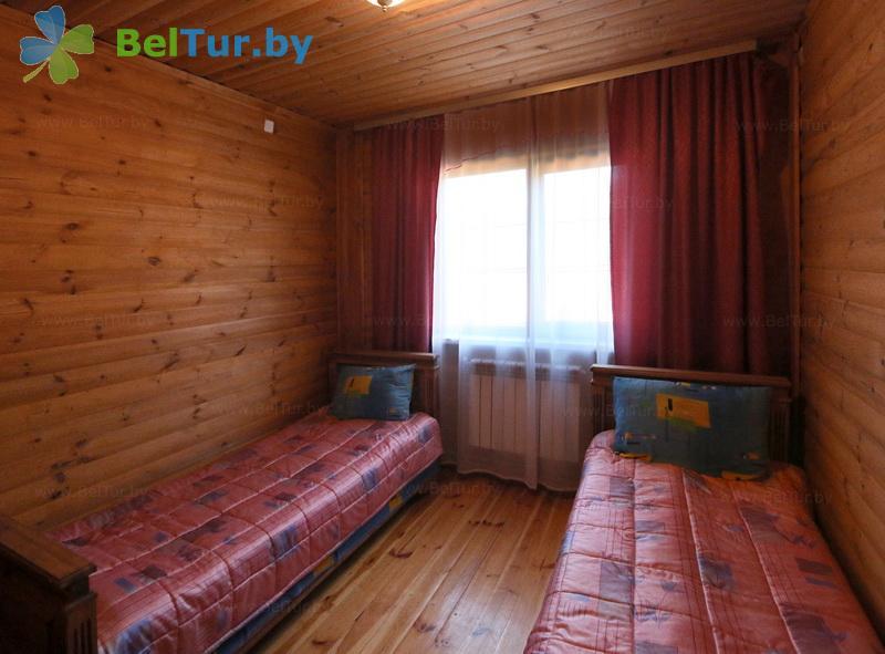 Отдых в Белоруссии Беларуси - дом охотника Николаево - двухместный однокомнатный (дом охотника)