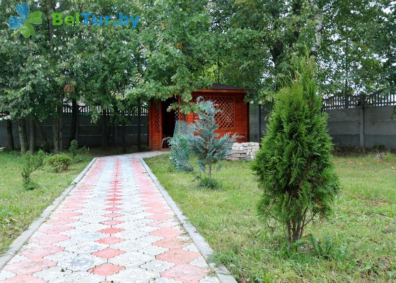 Отдых в Белоруссии Беларуси - база отдыха Королевичи - Территория и природа