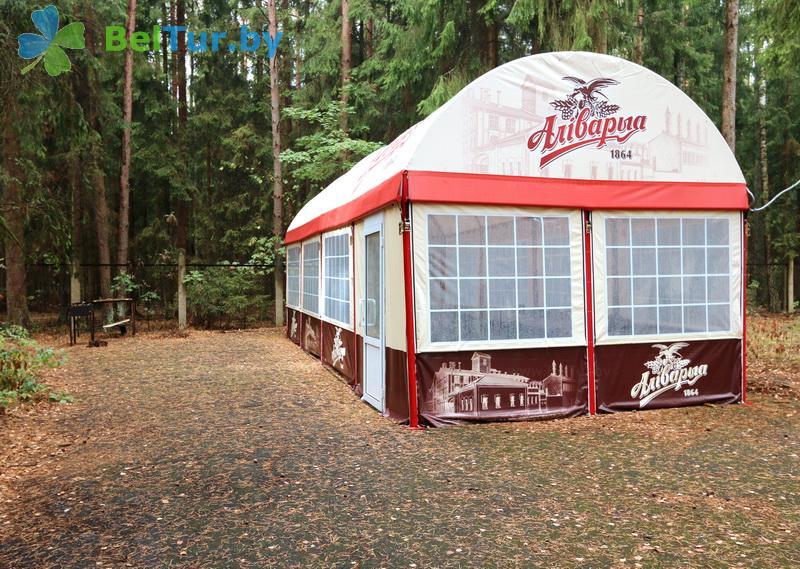 Отдых в Белоруссии Беларуси - база отдыха Жуков луг - Банкетный зал