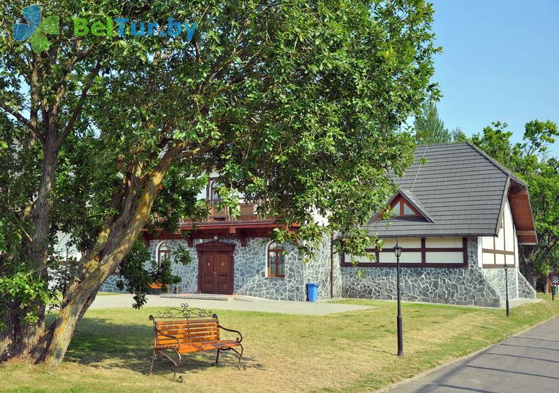 Отдых в Белоруссии Беларуси - горнолыжный спортивно-оздоровительный комплекс Логойск - Территория и природа