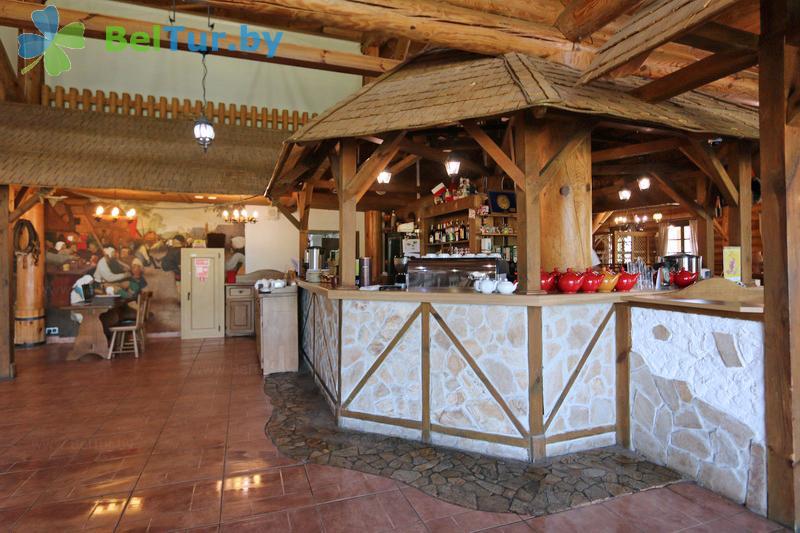 Отдых в Белоруссии Беларуси - горнолыжный спортивно-оздоровительный комплекс Логойск - Ресторан