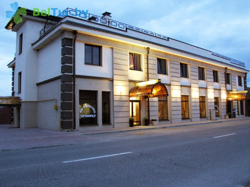 Отдых в Белоруссии Беларуси - гостиничный комплекс Браслав Лэйкс / Braslav Lakes - гостиница