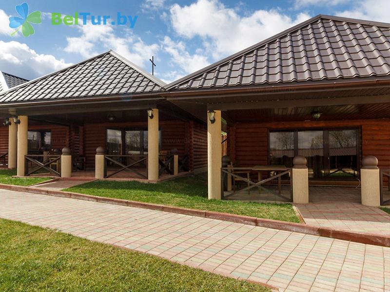 Отдых в Белоруссии Беларуси - гостиничный комплекс Браслав Лэйкс / Braslav Lakes - домик
