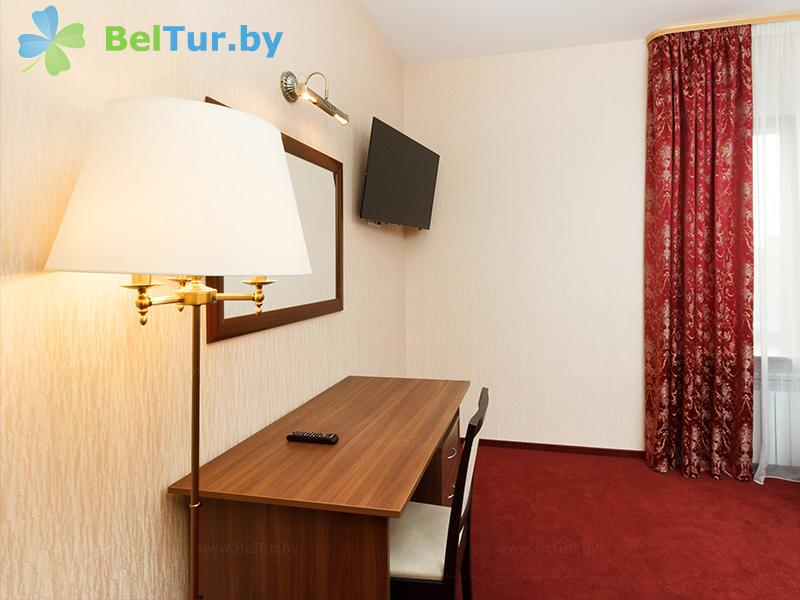 Отдых в Белоруссии Беларуси - гостиничный комплекс Браслав Лэйкс / Braslav Lakes - двухместный однокомнатный комфорт (гостиница)