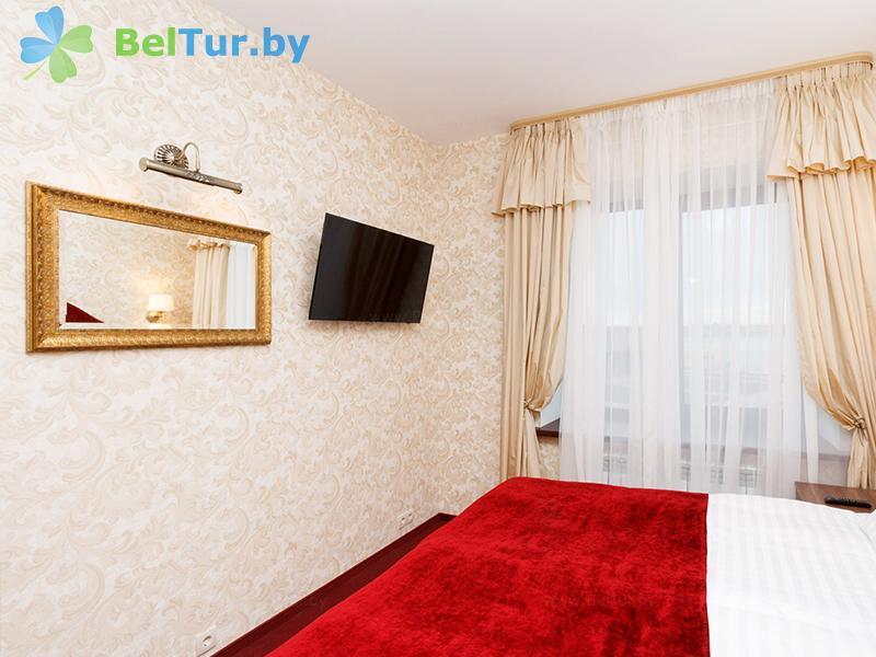 Отдых в Белоруссии Беларуси - гостиничный комплекс Браслав Лэйкс / Braslav Lakes - одноместный однокомнатный эконом (гостиница)