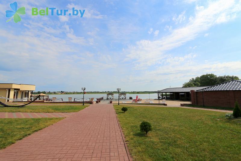 Отдых в Белоруссии Беларуси - гостиничный комплекс Браслав Лэйкс / Braslav Lakes - Территория и природа