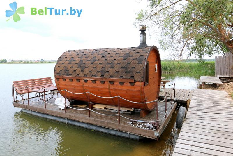 Отдых в Белоруссии Беларуси - гостиничный комплекс Браслав Лэйкс / Braslav Lakes - Сауна