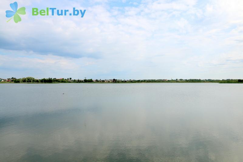 Отдых в Белоруссии Беларуси - гостиничный комплекс Браслав Лэйкс / Braslav Lakes - Водоём