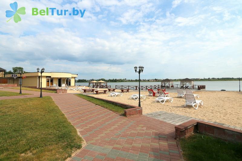 Отдых в Белоруссии Беларуси - гостиничный комплекс Браслав Лэйкс / Braslav Lakes - Пляж