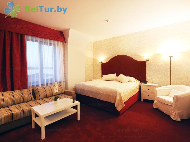 Rest in Belarus - hotel complex Braslav Lakes - one-room double delux (hotel)