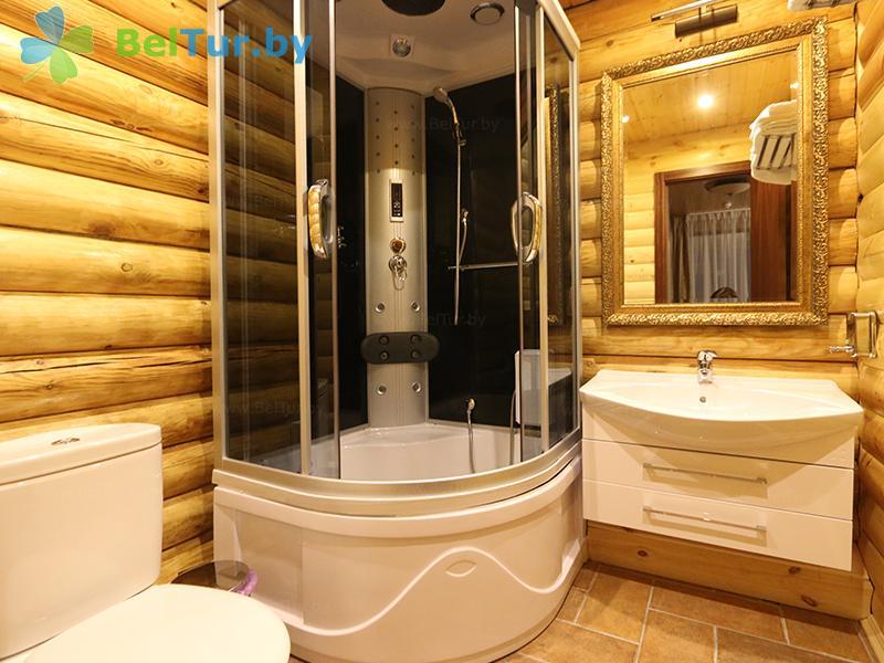 Отдых в Белоруссии Беларуси - гостиничный комплекс Браслав Лэйкс / Braslav Lakes - двухместный однокомнатный (домик)