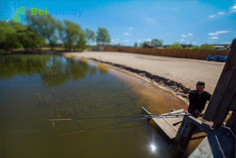 Отдых в Белоруссии Беларуси - гостиничный комплекс Браслав Лэйкс / Braslav Lakes - Рыбалка
