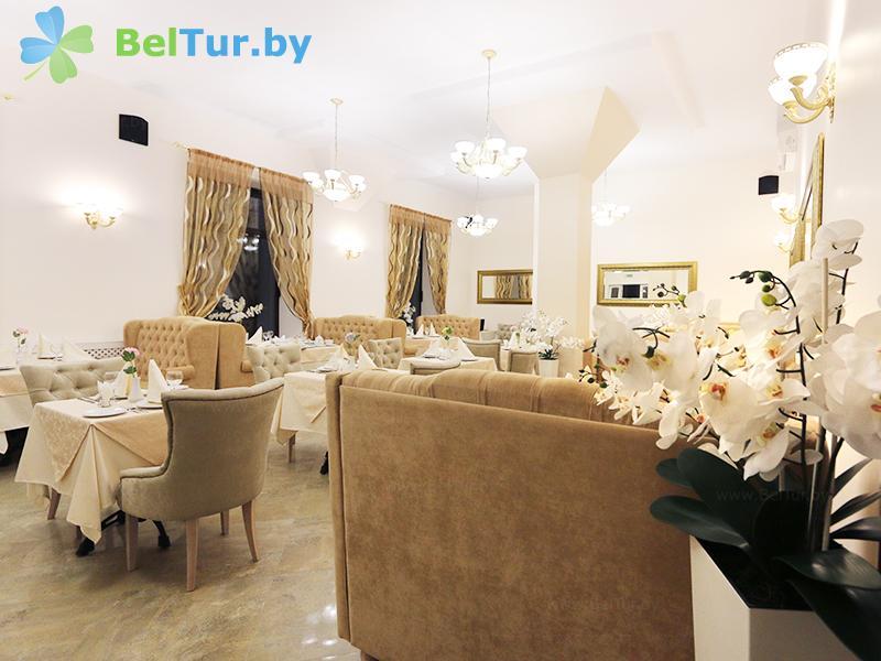 Отдых в Белоруссии Беларуси - гостиничный комплекс Браслав Лэйкс / Braslav Lakes - Ресторан