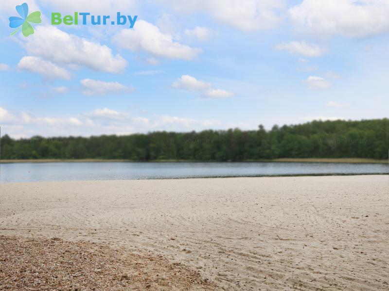 Отдых в Белоруссии Беларуси - гостиничный комплекс Шале Гринвуд / Chalet Greenwood - Водоём
