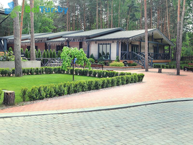 Отдых в Белоруссии Беларуси - гостиничный комплекс Шале Гринвуд / Chalet Greenwood - гостиница