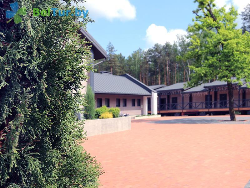 Отдых в Белоруссии Беларуси - гостиничный комплекс Шале Гринвуд / Chalet Greenwood - Территория и природа