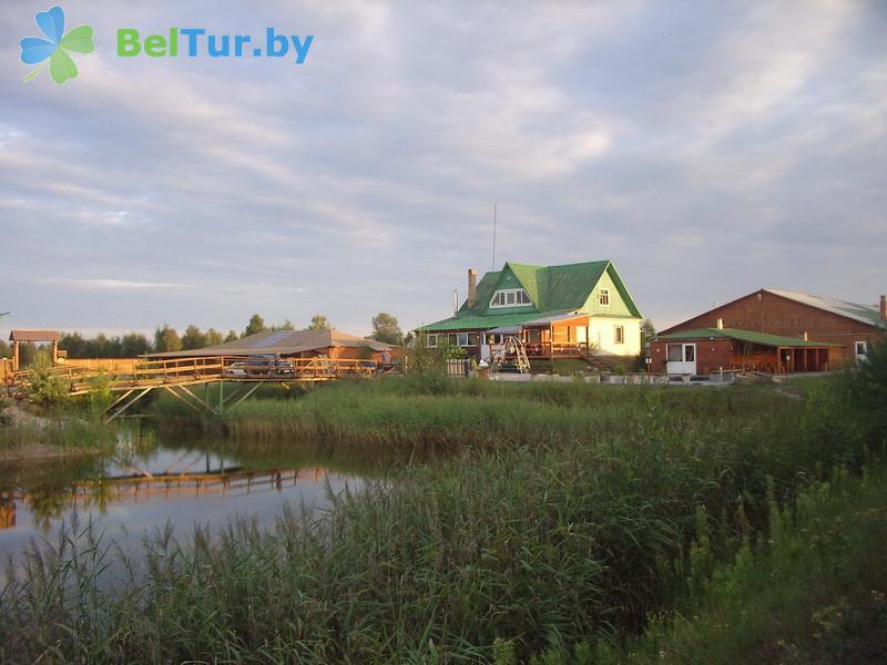 Отдых в Белоруссии Беларуси - усадьба Жерелец - дом №1