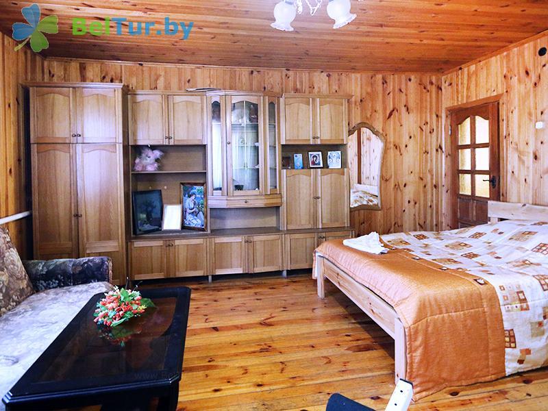 Отдых в Белоруссии Беларуси - усадьба Жерелец - дом (14 человек) (дом №1)