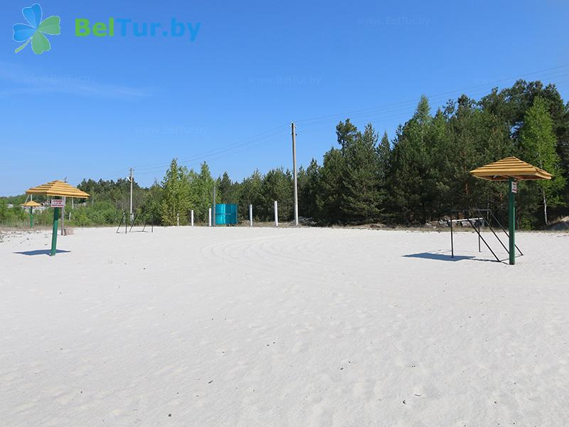 Отдых в Белоруссии Беларуси - усадьба Жерелец - Пляж