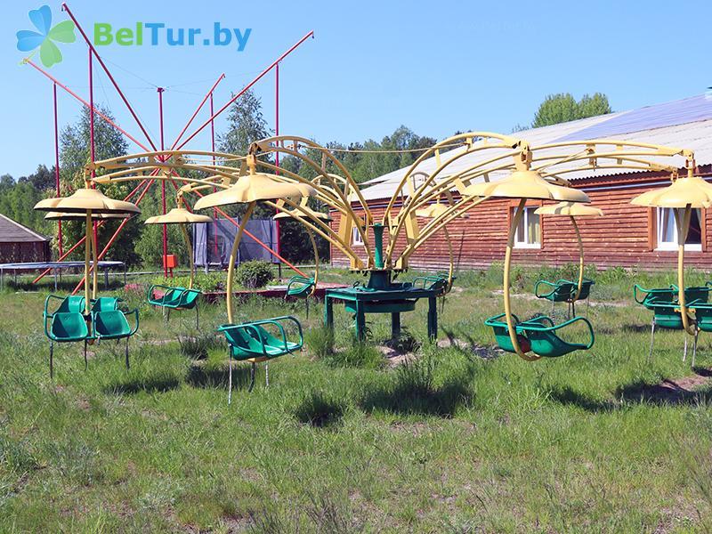 Отдых в Белоруссии Беларуси - усадьба Жерелец - Детская площадка