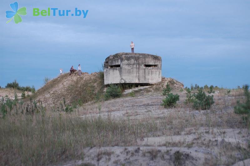 Отдых в Белоруссии Беларуси - усадьба Жерелец - Территория и природа