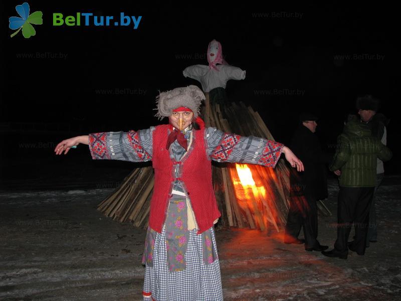 Отдых в Белоруссии Беларуси - усадьба Жерелец - Инфраструктура