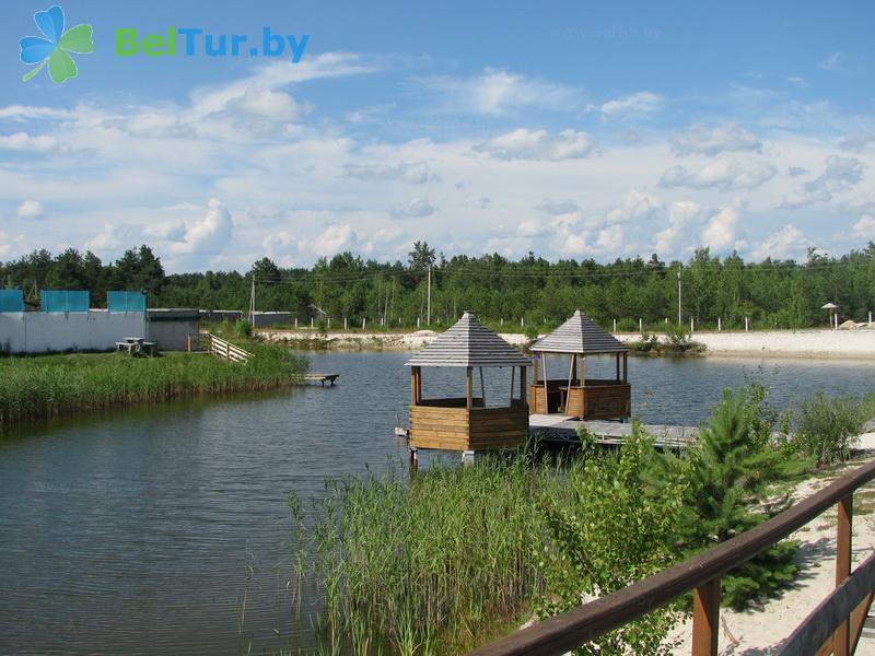 Отдых в Белоруссии Беларуси - усадьба Жерелец - Водоём
