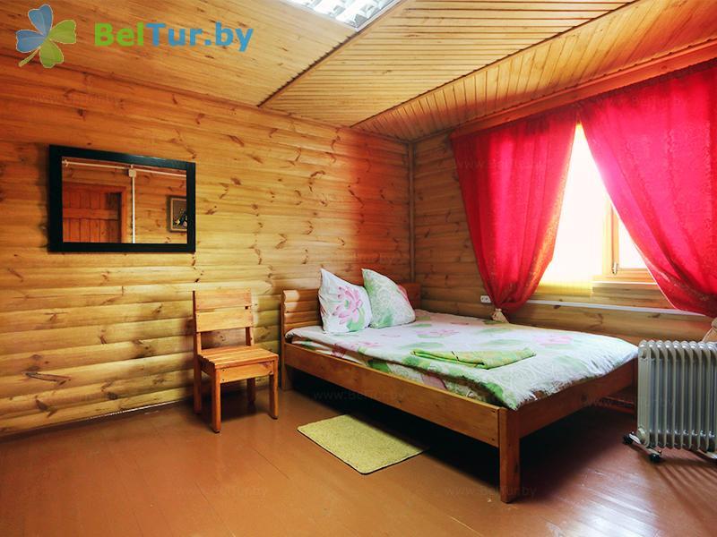 Отдых в Белоруссии Беларуси - усадьба Жерелец - дом (3 человека) (дом №5)