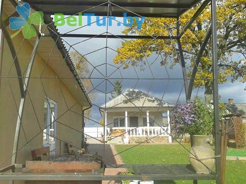 Отдых в Белоруссии Беларуси - усадьба Владимирская - Территория и природа