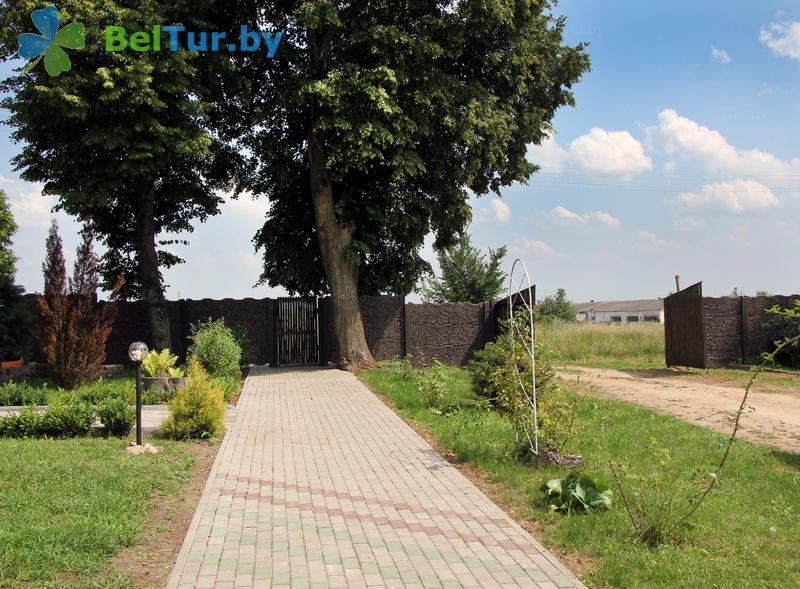 Отдых в Белоруссии Беларуси - усадьба Беловежская гостевая - Территория и природа