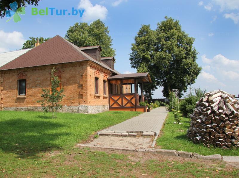 Отдых в Белоруссии Беларуси - усадьба Беловежская гостевая - дом